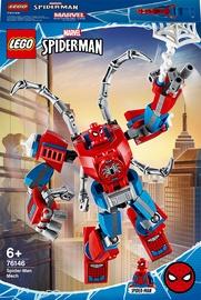 Конструктор LEGO Super Heroes Marvel Человек-Паук: робот 76146, 152 шт.