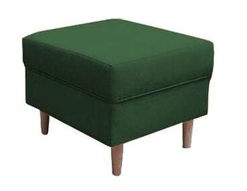 Пуф Idzczak Meble Loft Green, 52x52x43 см
