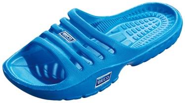Beco 90651 Kids' Beach Slippers Blue 32