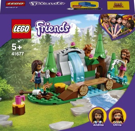 Конструктор LEGO Friends Forest Waterfall 41677, 93 шт.