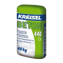 Betonavimo mišinys Kreisel Beton 440, 40 kg