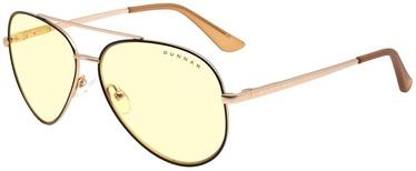 Защитные очки Gunnar Maverick Amber Glass Black/Gold