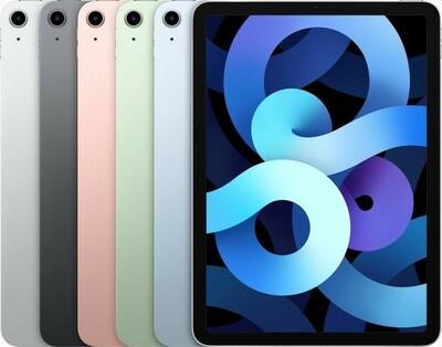 Планшет Apple iPad Air 4 10.5, золотой, 10.9″, 3GB/64GB