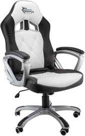 WhiteShark Gaming Chair Phantom Y-2897 Black/White