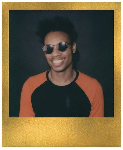 Polaroid Color 600 Film Gold Frame Edition