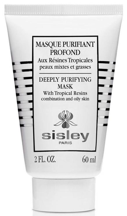 Veido kaukė Sisley Deeply Purifying Mask, 60 ml