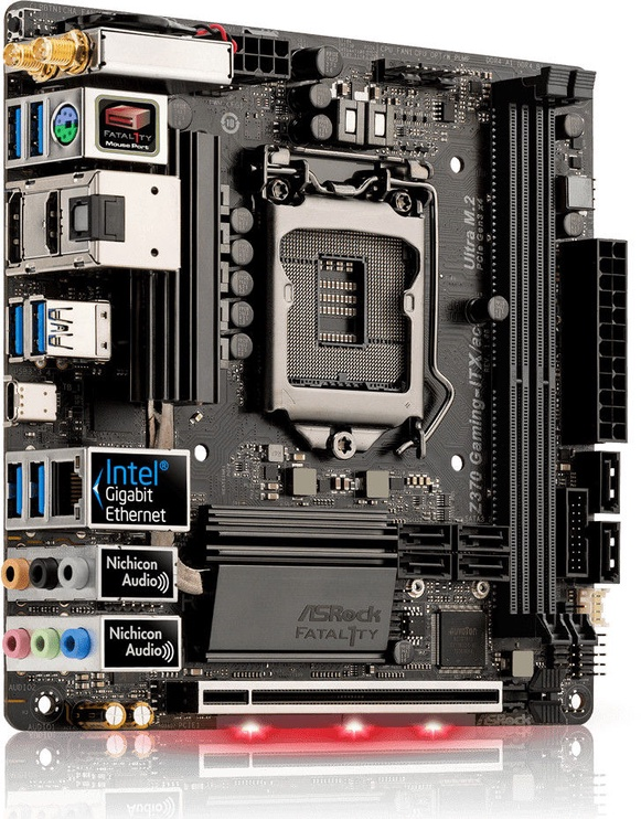 ASRock Fatal1ty Z370 Gaming-ITX/ac