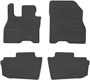 Автомобильные коврики Frogum Nissan Leaf II Rubber Floor Mats