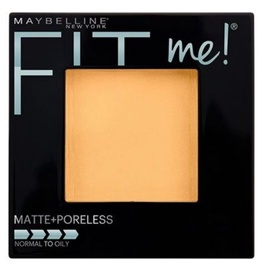 Kompaktinė pudra Maybelline Fit Me Matte And Poreless 220, 9 g