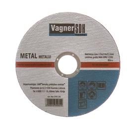 Pjovimo diskas Vagner SDH, 125 x 2 x 22.23 mm