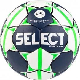 Select Force DB Senior EHF 2019 White/Blue Size 3