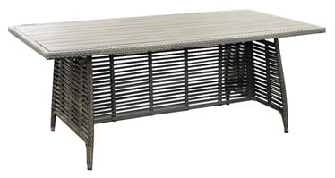 Home4you Zenica Garden Table Grey