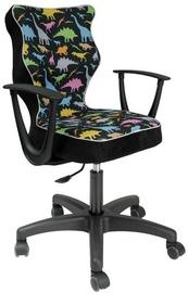 Entelo Childrens Chair Norm Size 5 ST30 Black