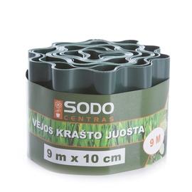 Apmale zālienam/dobēm Sodo Centras, 10x900cm, zaļa