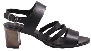 Caprice Sandal 9/9-28313/30 Black Nappa 38