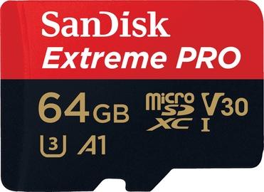 SanDisk Extreme Pro 64 GB microSDXC UHS-I Class 10