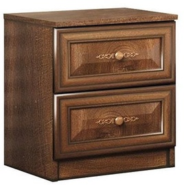 MN Gabriella 06.02-03 Nightstand Brown