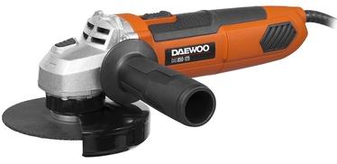 Slīpēšanas mašīnas Daewoo DAG 850-125, 750 W