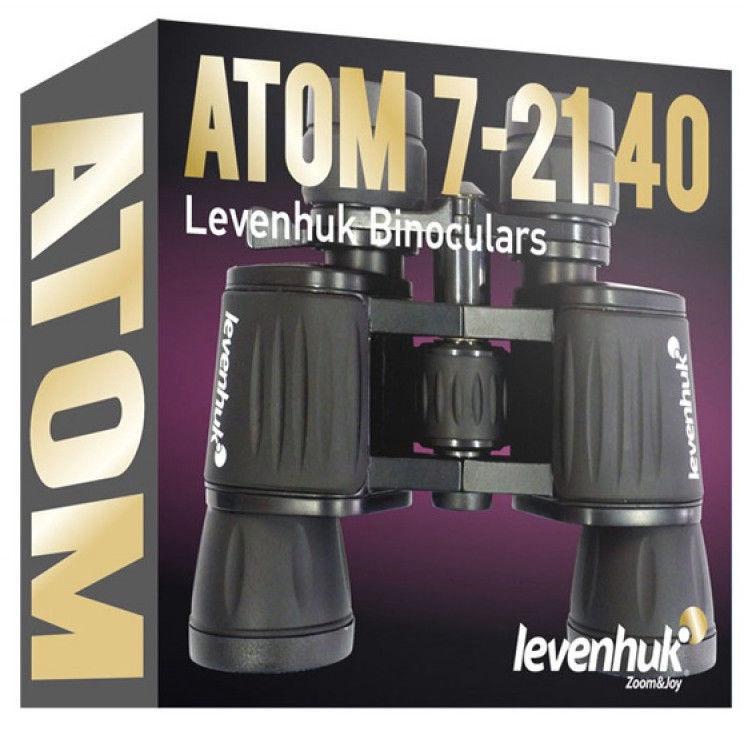 Levenhuk Atom 7–21x40 Binoculars
