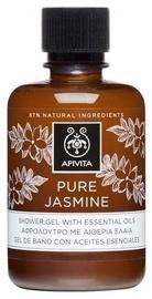 Apivita Pure Jasmine Mini 75ml Shower Gel