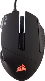 Corsair Scimitar RGB Elite Optical MOBA/MMO Gaming Mouse Black