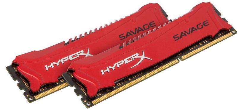 Kingston 16GB 1866MHz DDR3 CL9 HyperX Savage KIT OF 2 HX318C9SRK2/16