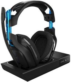 Ausinės Astro Gaming A50 Wireless Dolby 7.1 Headset Black