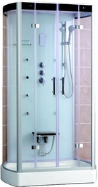 Vento Bologna Massage Shower 120x218cm