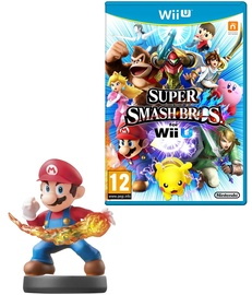 Super Smash Bros. For Wii U Incl. Amiibo Mario WiiU