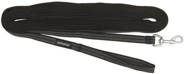 Siksna Amiplay Rubber, melna, 5 m