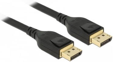 Delock Displayport 1.4 Cable Black 5m