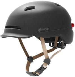 Шлем Smart4U SH50L, черный, M, 540 - 580 мм