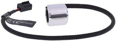 Alphacool Aurora HardTube LED Ring 16mm Chrome UV