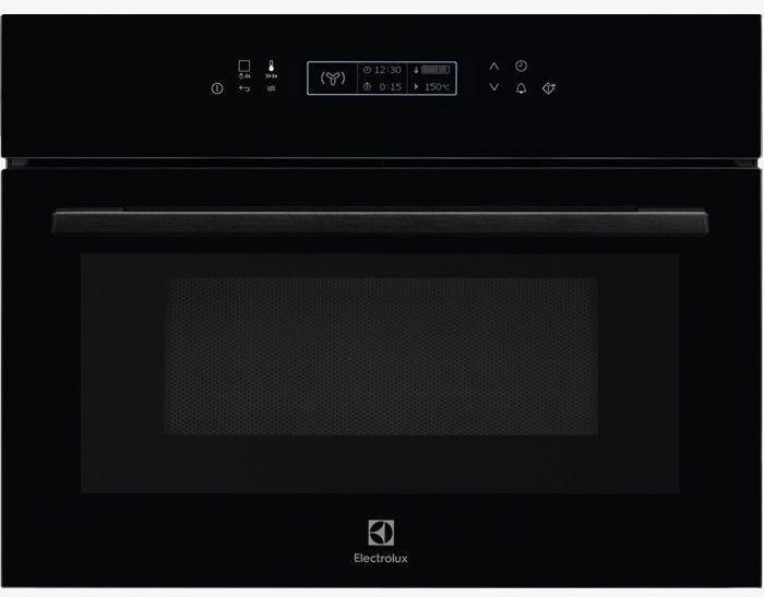 Integreeritav mikrolaineahi Electrolux EVL8E00Z Black