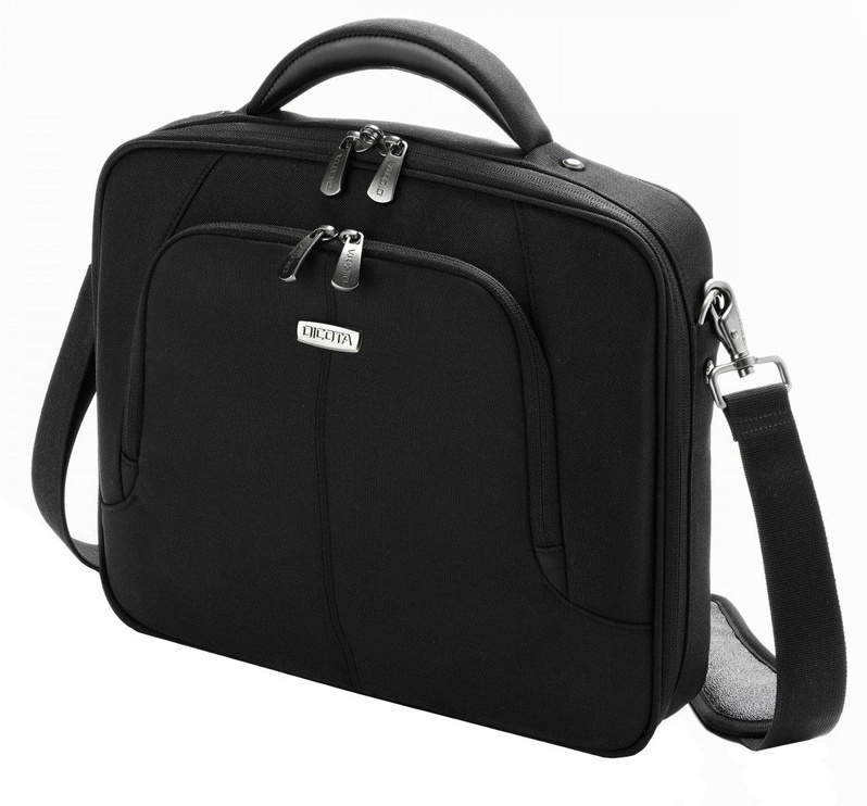 Dicota MultiCompact 14 - 15.6'' Black Case For Notebook