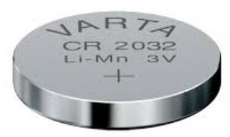 Varta Profesional Electronics Lithium Tablet Battery CR2032