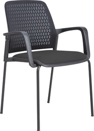 Home4you Office Chair Fusion Black 21131