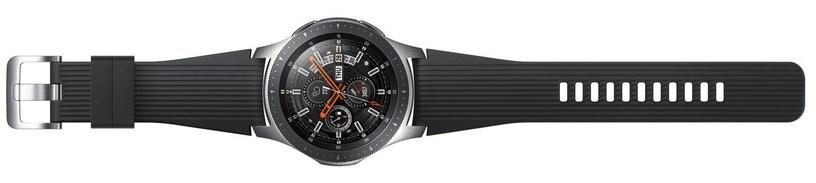 Išmanusis laikrodis Samsung Galaxy Watch 46mm BT Silver/Black