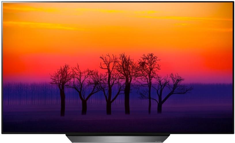 Televiisor LG OLED65B8, 4K UHD, Smart TV
