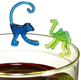 Herlitz Glass Markers Animals 10pcs