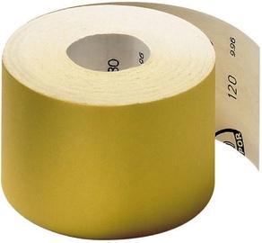 Šlifavimo popieriaus ritinys Klingspor, P100, 115x50000 mm