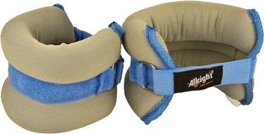 Allright Weights FIOKG75 2x0.75kg Blue