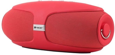 Belaidė kolonėlė Tracer Warp Bluetooth Speaker Red