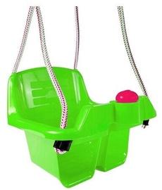 Šūpoles Childrens Swing LN5794, zaļa