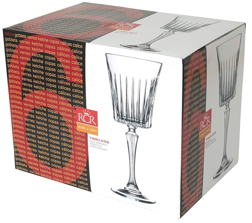 Veini klaas RCR Timeless, 0.3 l, 6 tk