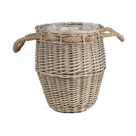Verners Basket w/ Handles 26x26x23cm