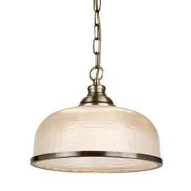 Retro stiliaus pakabinamas šviestuvas Searchlight Bistro 1682AB, 1 x 7W E27