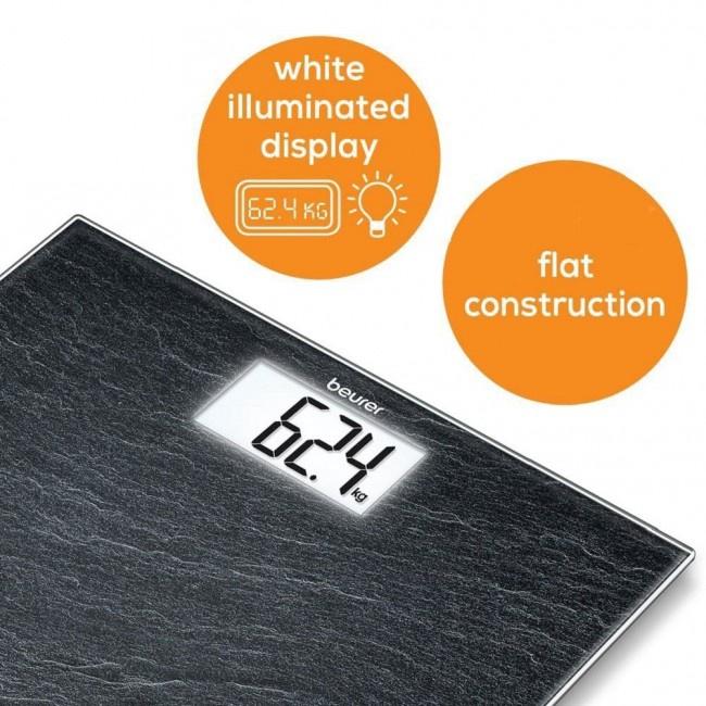 Весы для тела Beurer GS 203 Slate