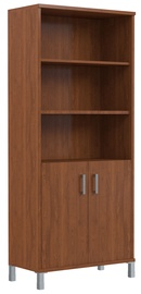 Skyland Born Office Cabinet B 430.2 90х45х205.4cm Garda Walnut