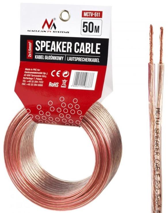 Провод Maclean Speaker Cable 0.5m